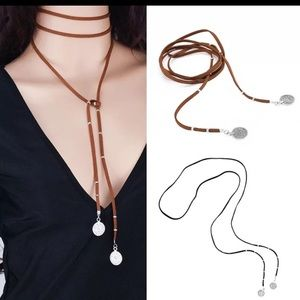 Jewelry - New! Bohemian Rope Chain Choker Necklace